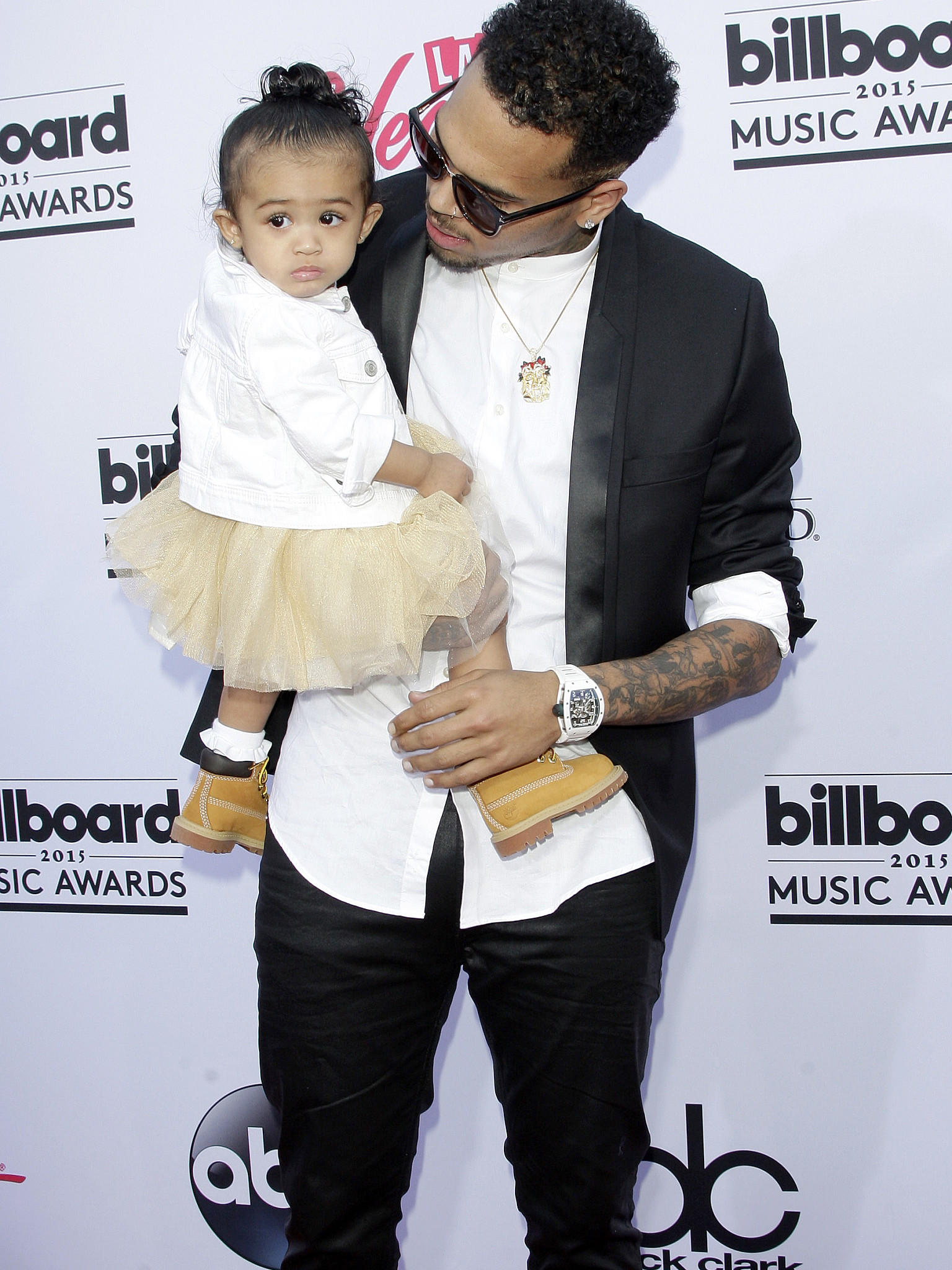 Billboard Music Awards 2015 Highlights Chris Brown Taylor Swift
