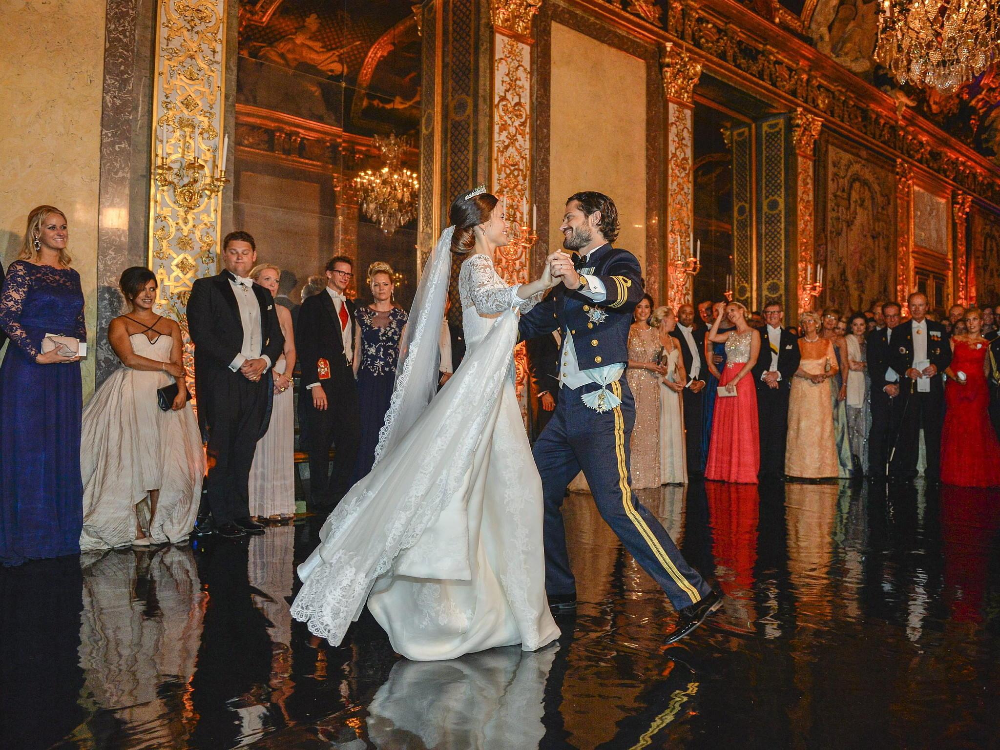 Официальные фото со свадьбы принцессы Мадлен и. - Сплетник 41