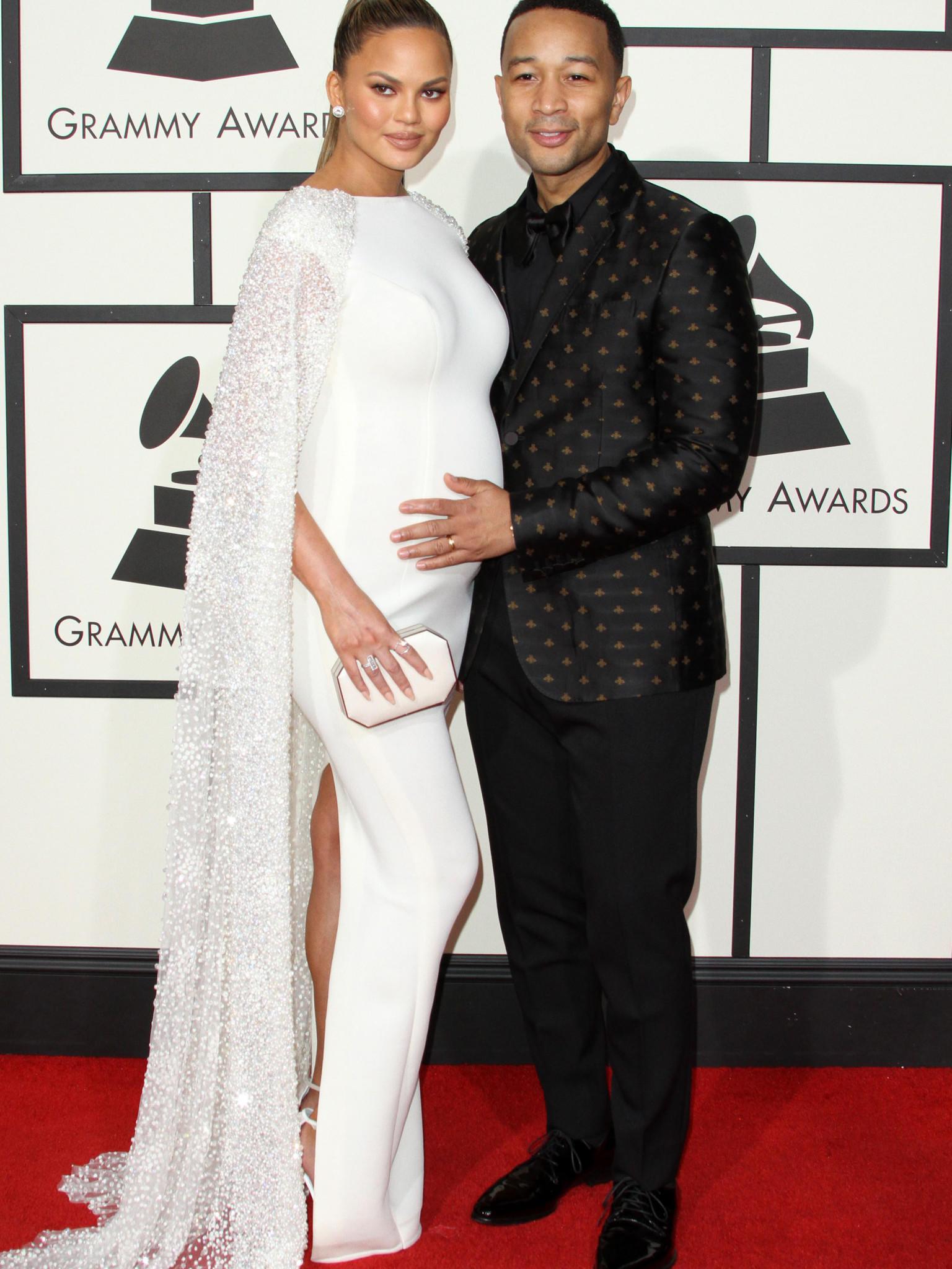 Grammy Awards 2016 Die Looks vom roten Teppich