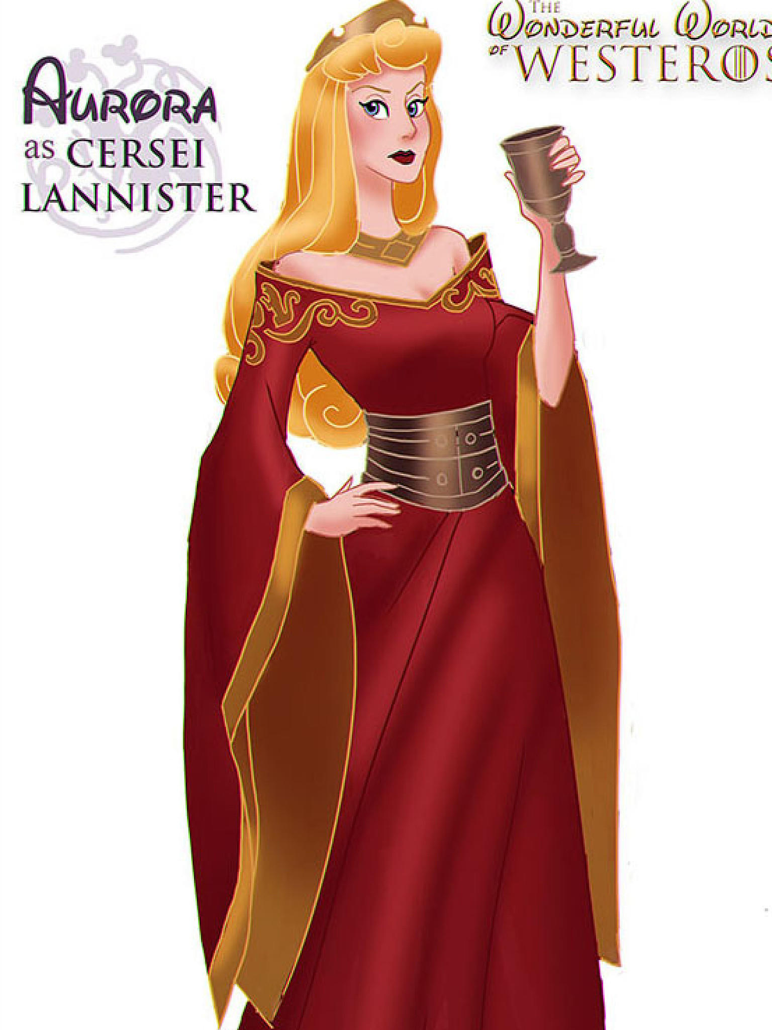 VIP Disney meets Game of Thrones