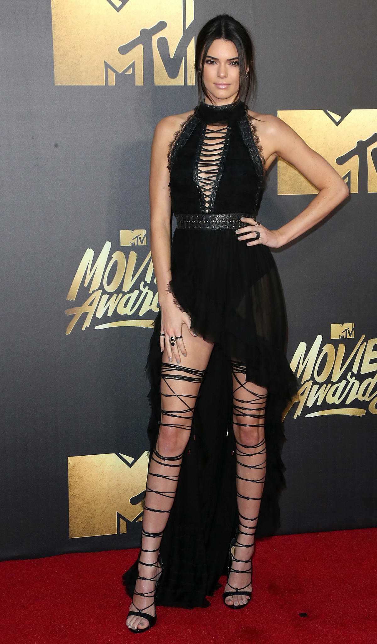 MTV Movie Awards 2016 Galerie Looks roter Teppich
