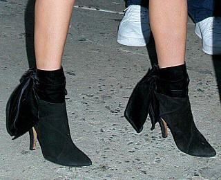 Ankle-Boots Schuhe Trend Herbst Booties