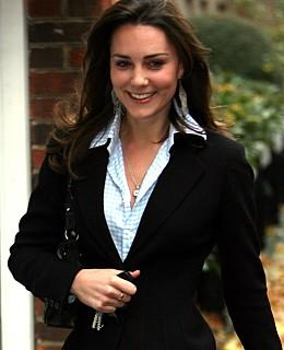 kate middleton biographie