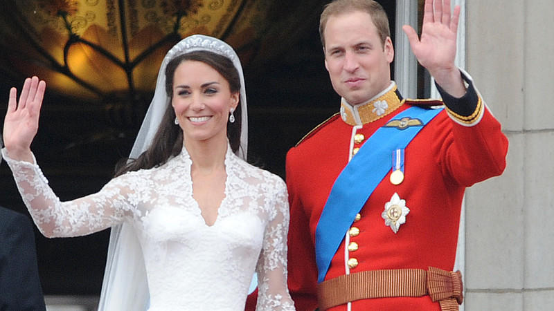 Prinz William: Leben retten statt Honeymoon