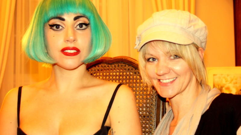 Exklusiv-Interview mit Lady Gaga