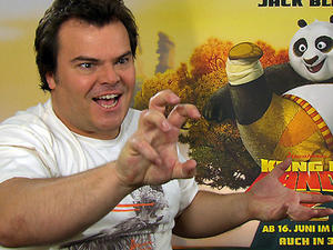Jack Black in Interview