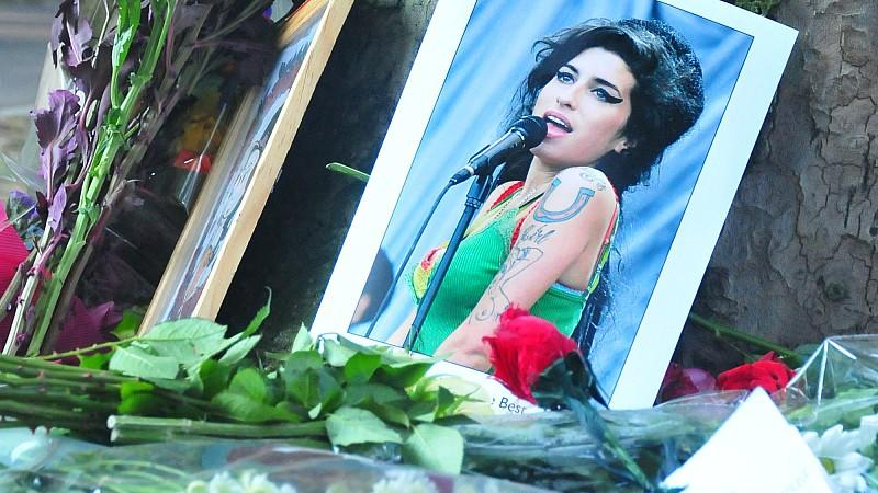 Die Geldmaschine Amy Winehouse läuft