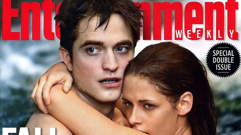 Robert Pattinson über Sexszene bei 'Breaking Dawn'