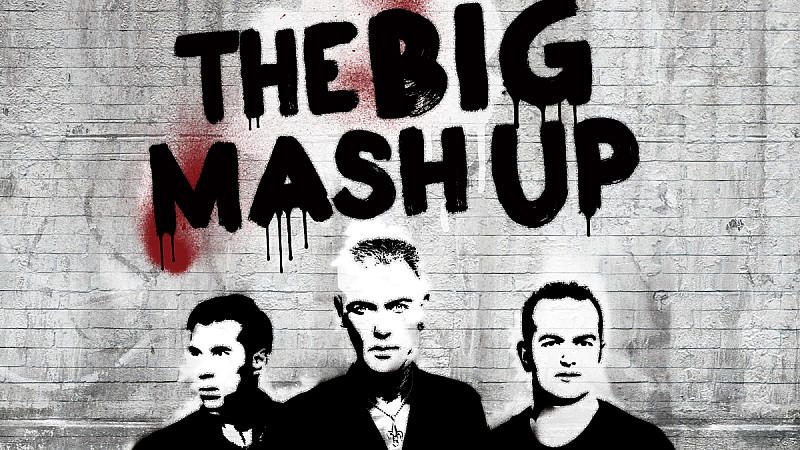 Scooter auf 'The Big Mash Up Tour'