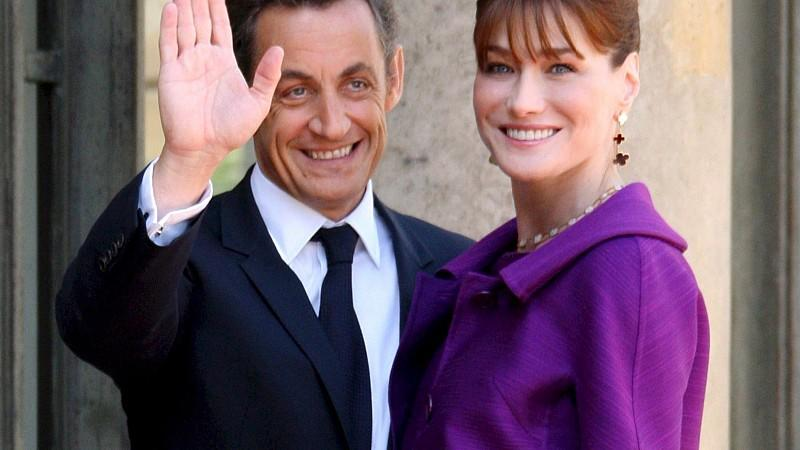 Carla Bruni ist Mutter geworden