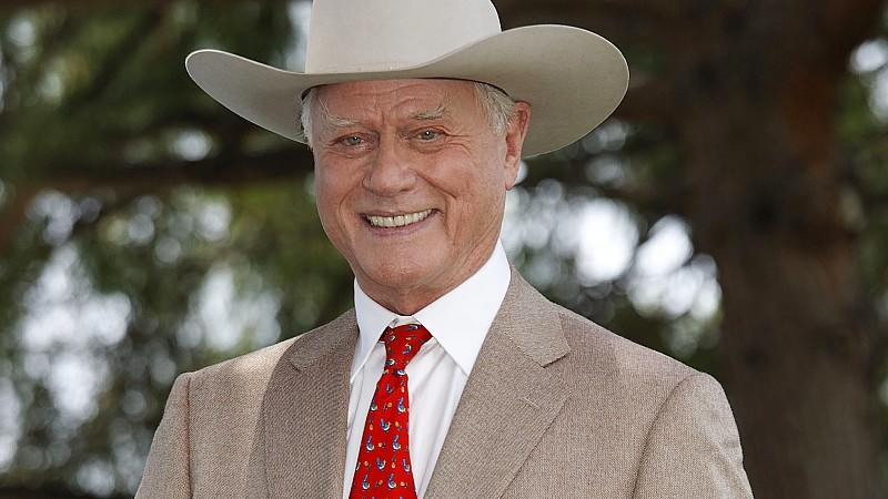 'Dallas'-Star Larry Hagman hat Krebs