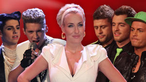 X Factor 2011 Boys II Hot Sarah Connor Soultrip