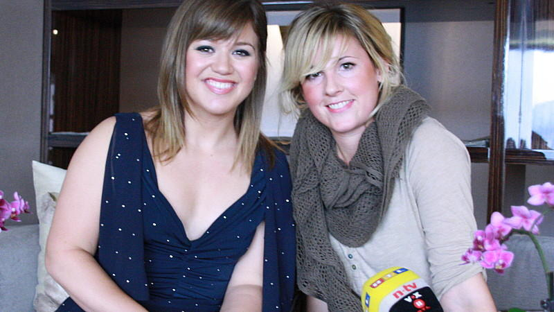 "Kelly Clarkson: ""Ich hasse Yoga!"""