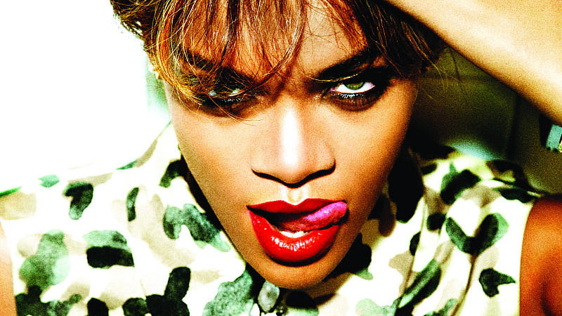 Rihanna - neues Album: Talk Talk Talk
