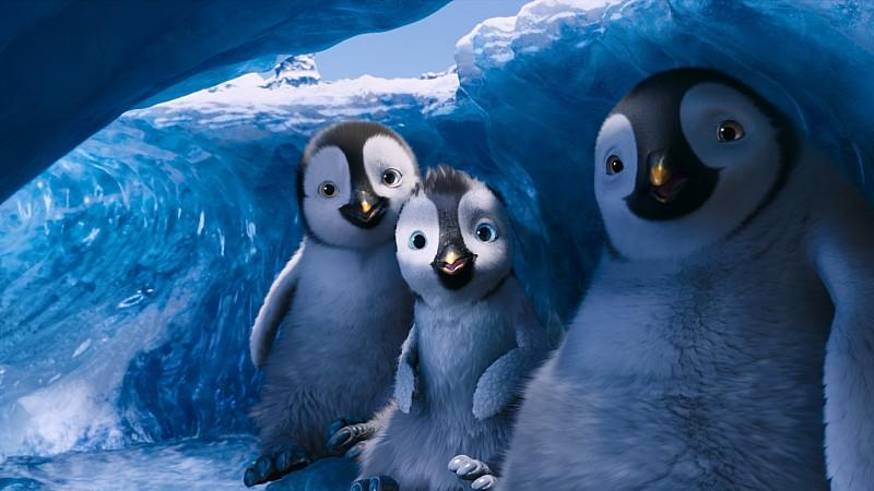 Filmkritik zu 'Happy Feet 2'