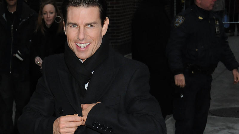 Tom Cruise: Hollywoods Hass-Objekt Nummer eins