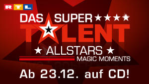 "Magic Moments bei ""Das Supertalent"""