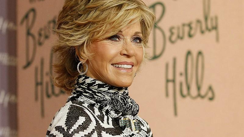 Jane Fonda bereut ihre Beauty-OPs