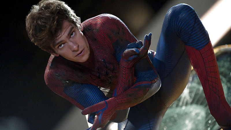 Hui Spinne - 'The Amazing Spider-Man'