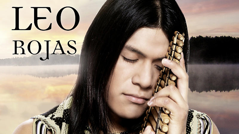 "Leo Rojas: ""Spirit Of The Hawlk"""
