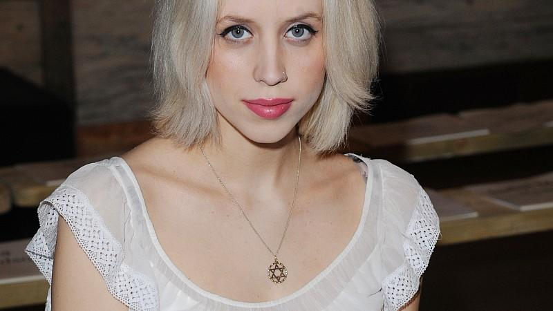 Peaches Geldof bei der Fashion Week in London