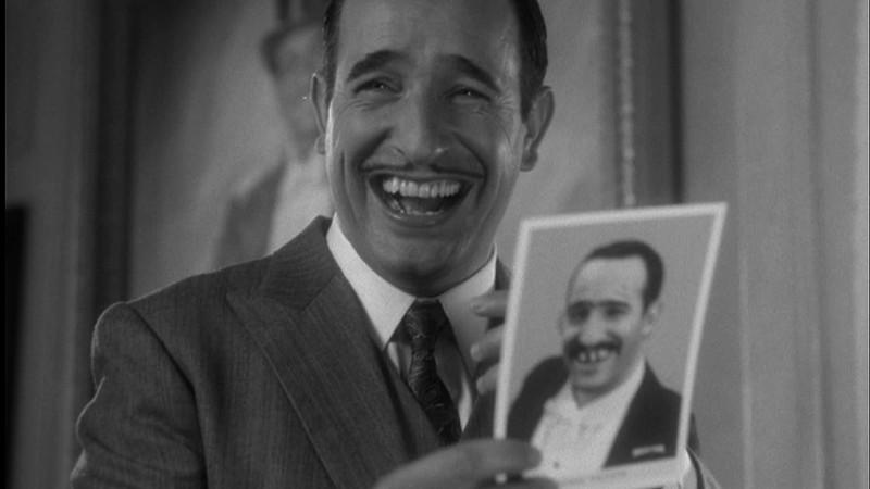 Jean Dujardin in 'The Artist'