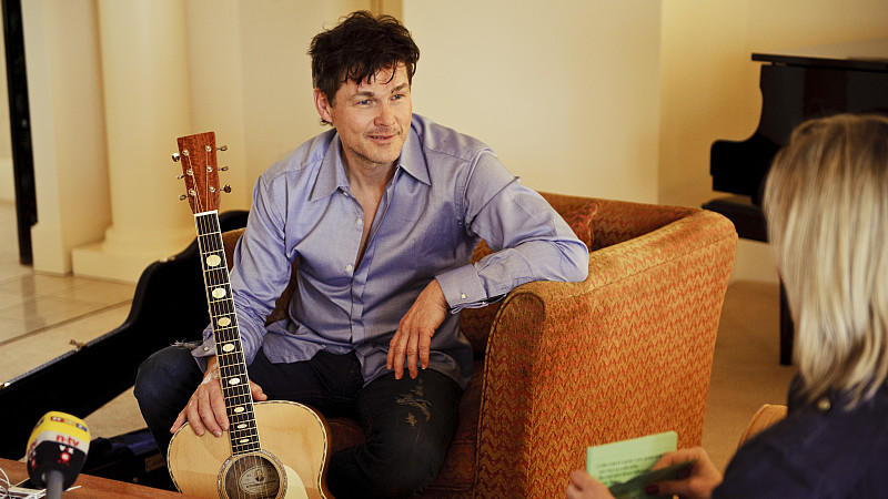 Exklusives Interview mit Morten Harket&#x3B; Foto: Roxana Haus