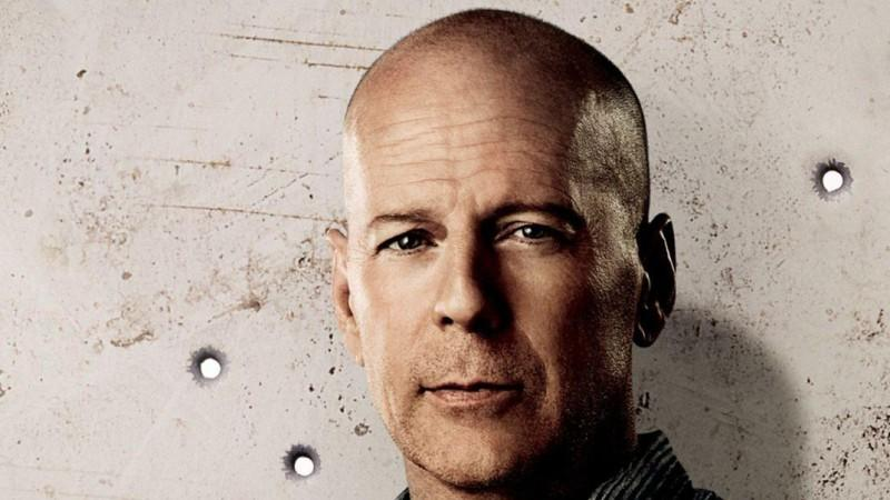 "Bruce Willis in ""Cop Out"""