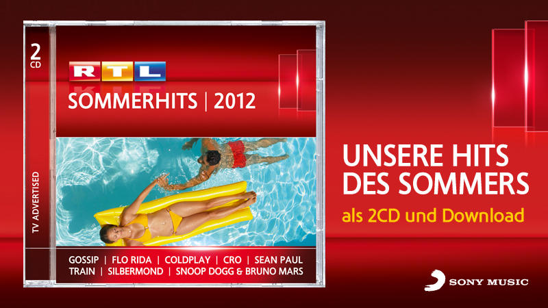 RTL Sommer Hits 2012