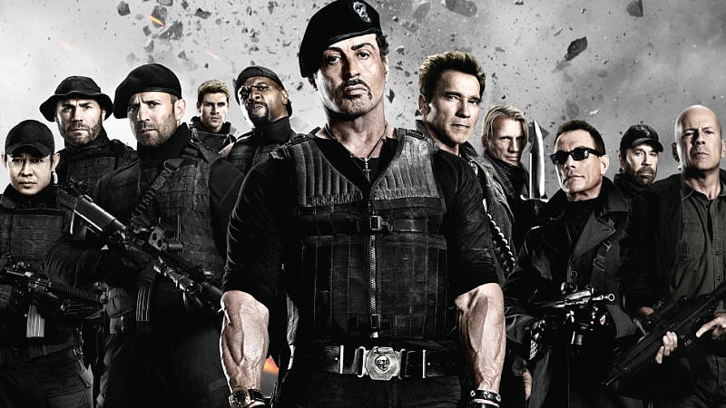 RTL Kinopreview: 'The Expendables 2'