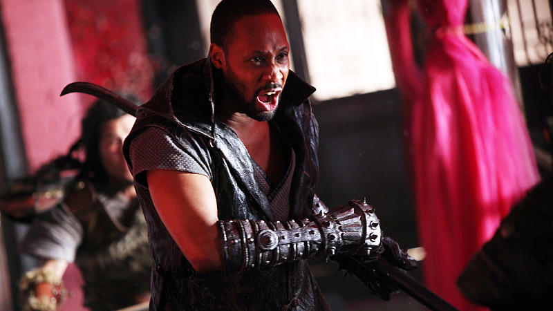 RZA: 'The Man With The Iron Fists'