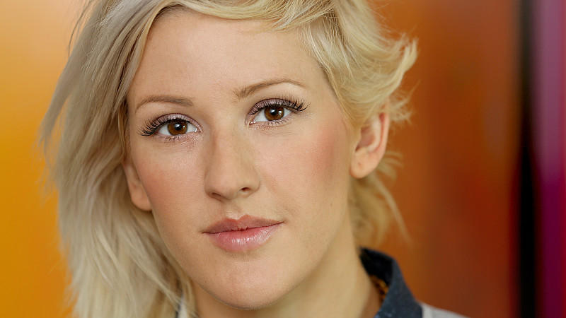 Ellie Goulding im Talk