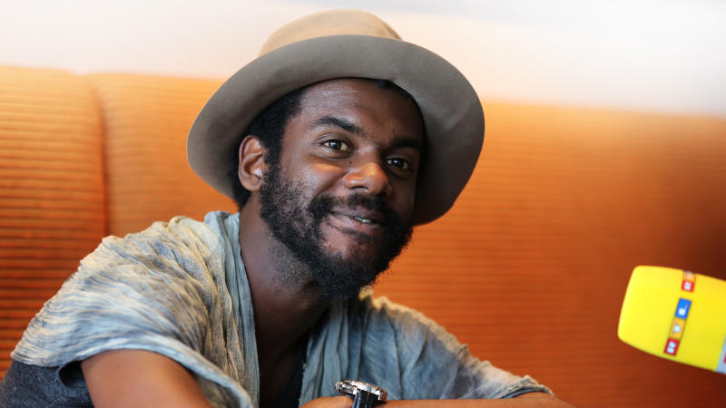 Gary Clark Jr im Talk