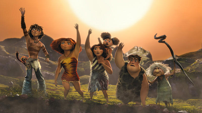 RTL Kinopreview: 'Die Croods' in 3D