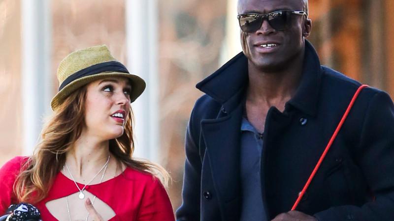 Seal: Ist das seine neue Freundin?