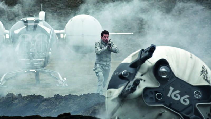 Tom Cruise in 'Oblivion'