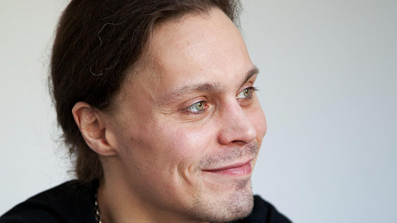 Ville Valo von HIM m Talk