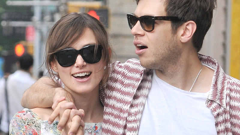 Keira Knightley hat heimlich geheiratet