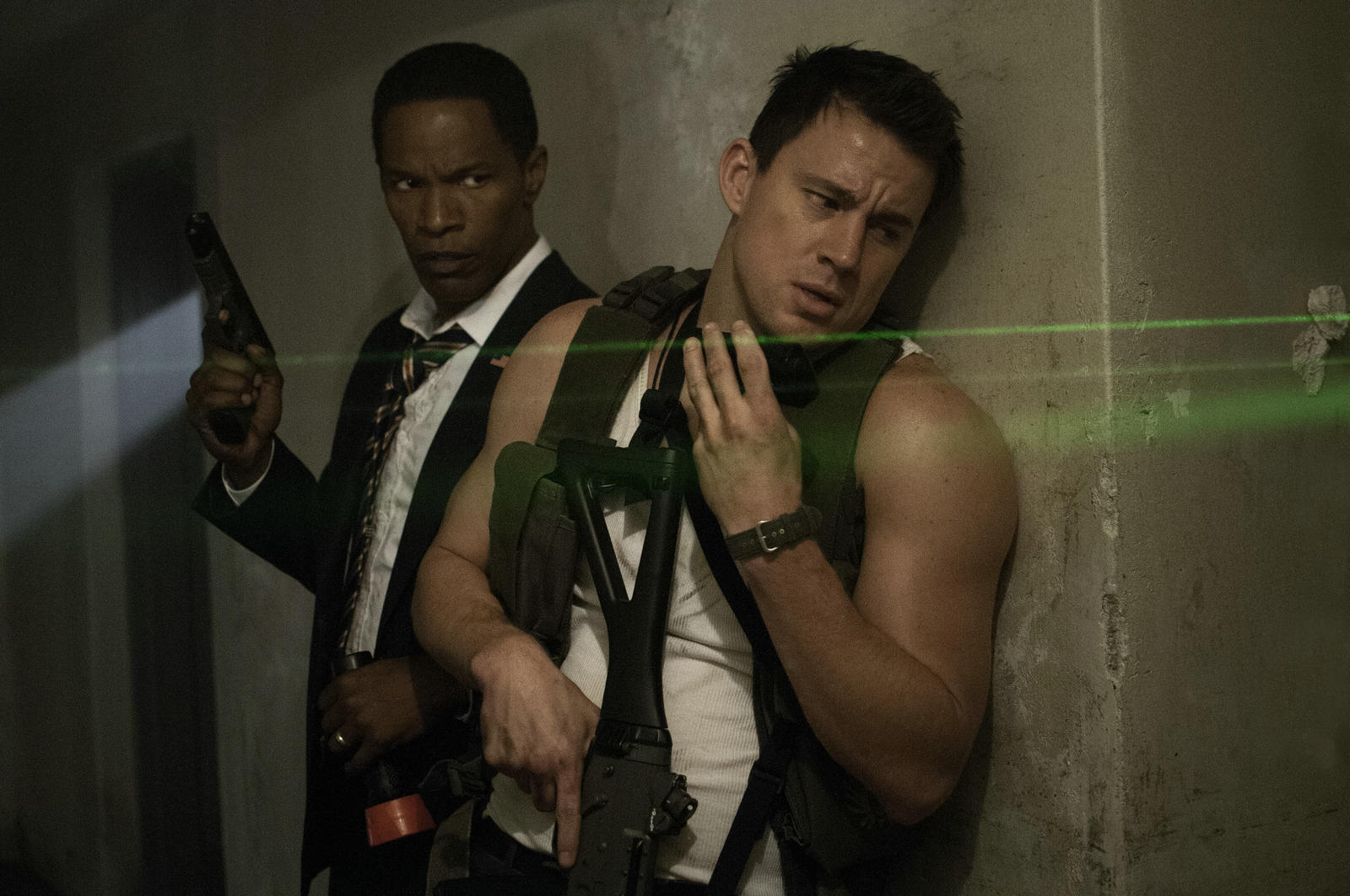White House Down: So cool ist Jamie Foxx als Obama