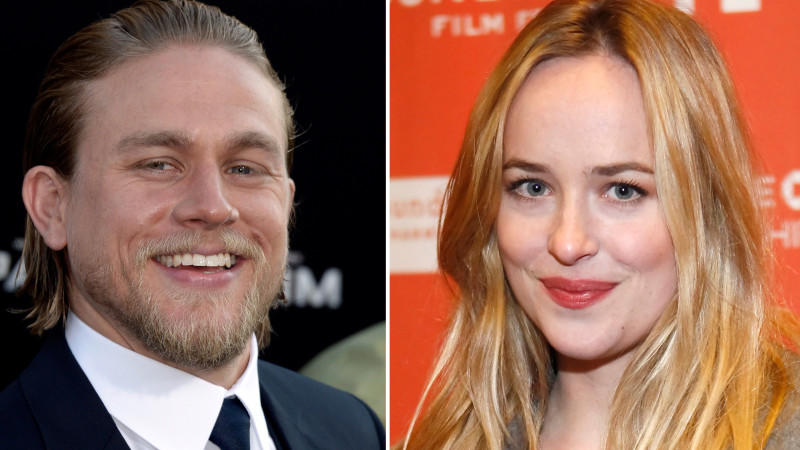 Shades of Grey: Dakota Johnson und Charlie Hunnam Hauptrollen