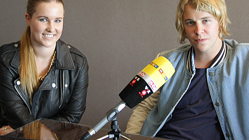 Talk mit Tom Odell