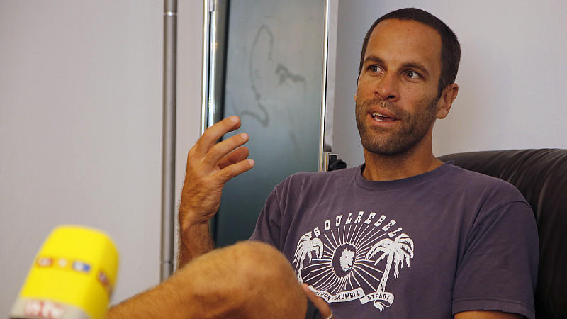 Jack Johnson im exkluisven Talk