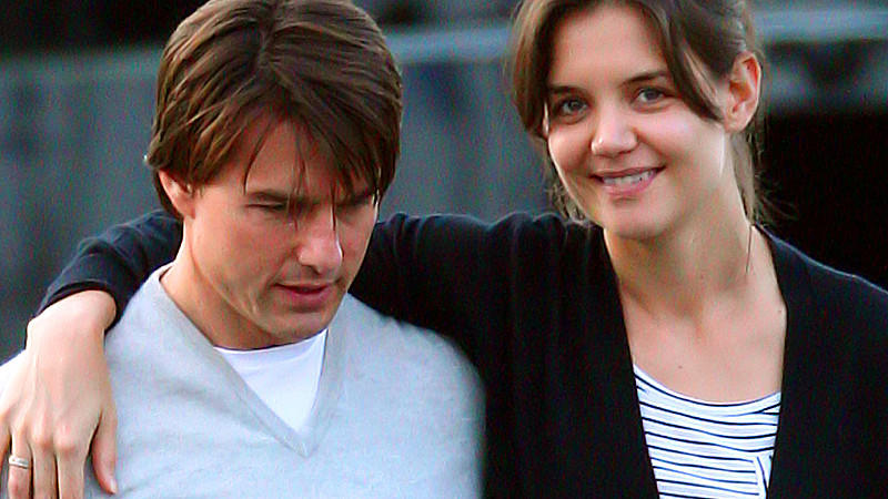 Katie Holmes will Tom-Cruise-Tattoo