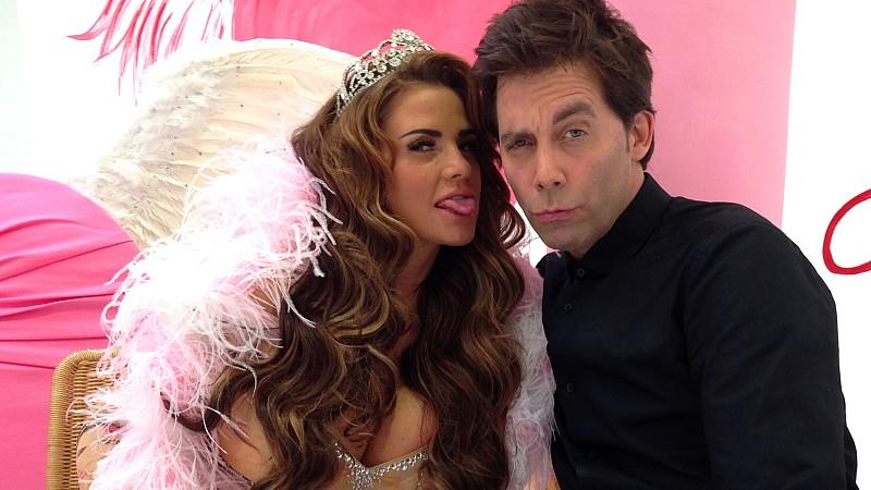 Katie Price und Dan Farrington