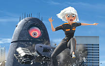 Hirnlos, aber süß: B.O.B. in Monsters vs. Aliens