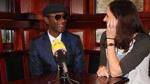 Aloe Blacc im Interview, Teil 1
