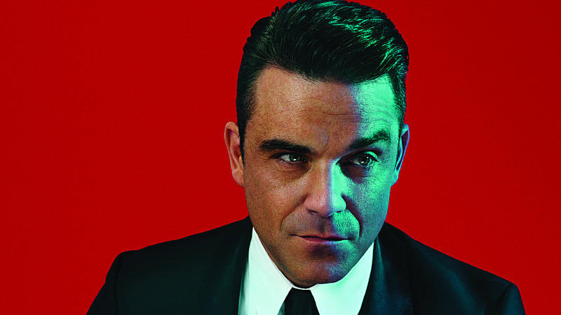 Robbie Williams - der geborene Entertainer