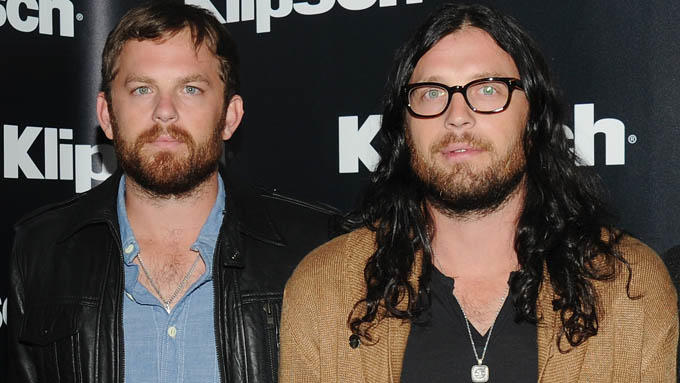 Caleb Followill und Nathan Followill
