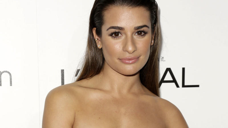 Lea Michele gibt emotionales Interview über Cory