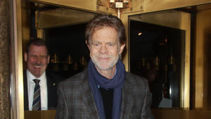 William. H Macy: One Direction? Bloß nicht!